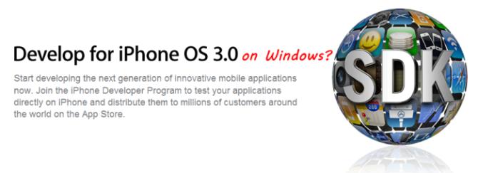 iPhone SDK on Windows