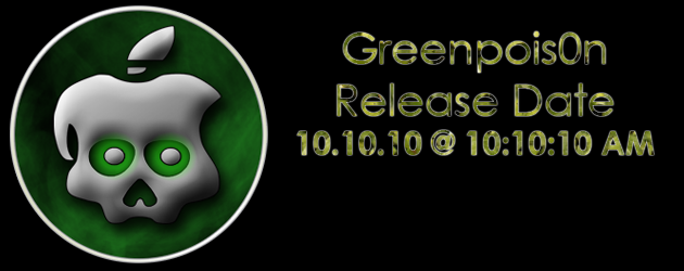 greenpois0n eta