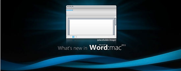 word 2011 review