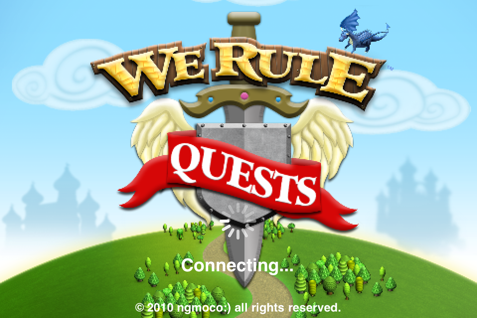 We Rule Quest