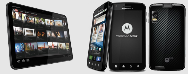 motorola ces 2011