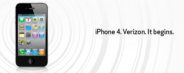 verizon iphone 4 confirmed